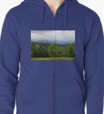 Tranquil Zipped Hoodie