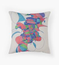 Forms 2 Throw Pillow