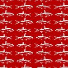 Ruby Fish by wallpaperfiles