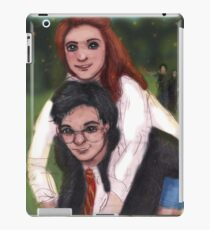 James and Lily 1980 iPad Case/Skin