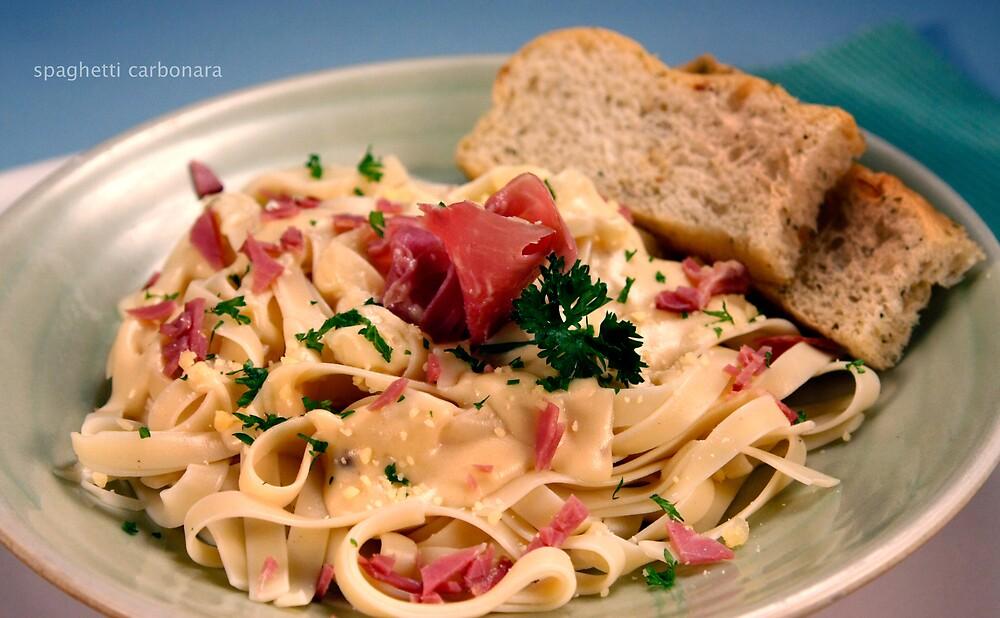 spaghetti by jamie marcelo