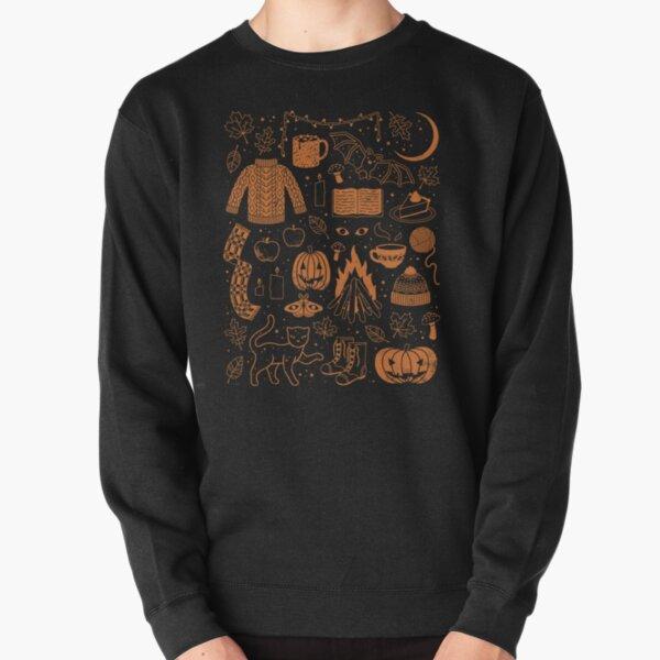 Autumn Nights: Halloween Pullover Sweatshirt