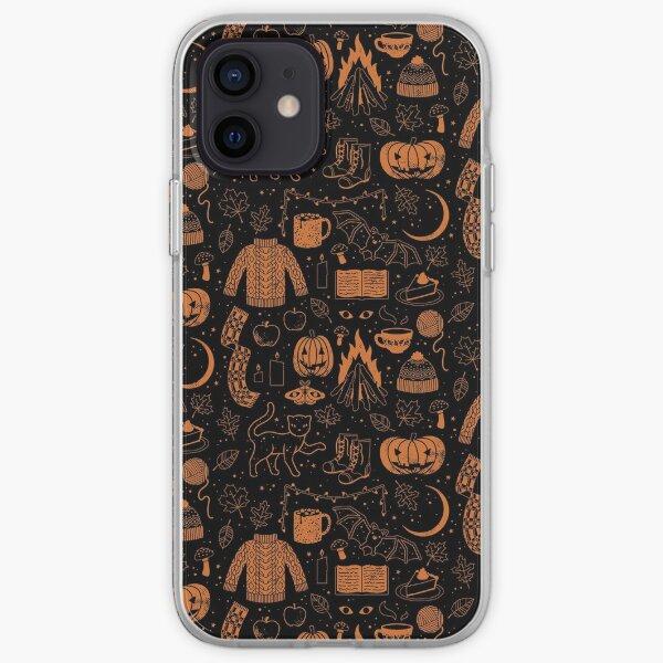 Autumn Nights: Halloween iPhone Soft Case