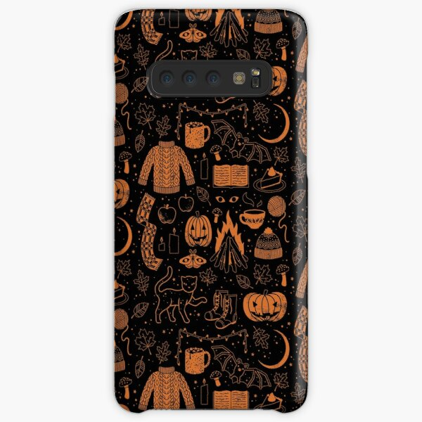 Autumn Nights: Halloween Samsung Galaxy Snap Case