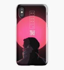 Blade Runner 2049 iPhone Case/Skin