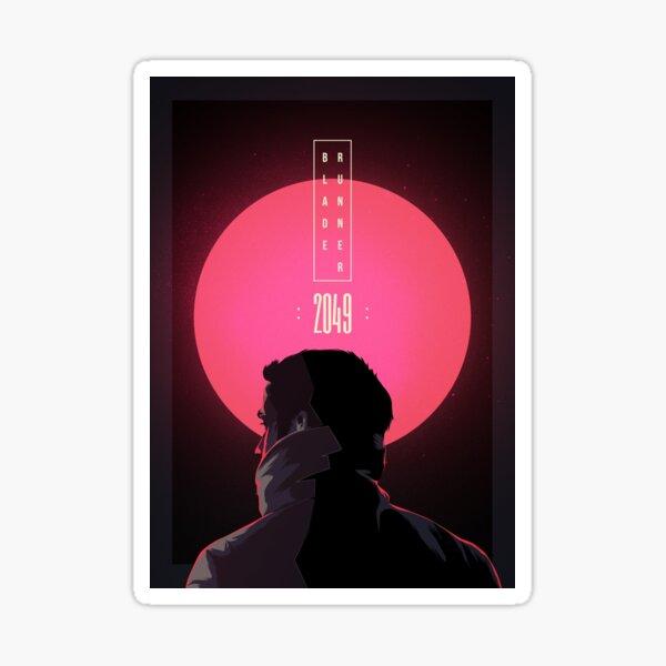 Blade Runner 2049 Sticker