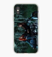 Vinilo o funda para iPhone Amantes de la moto Wayhaught - Color