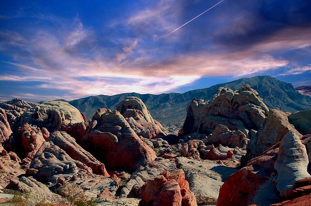 Rocky Sunset by kentuckyblueman