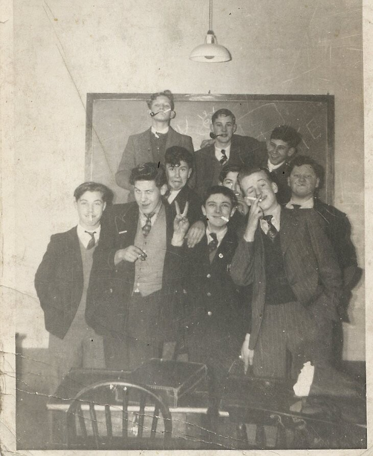 Old School Photo circa 1956 by dubris