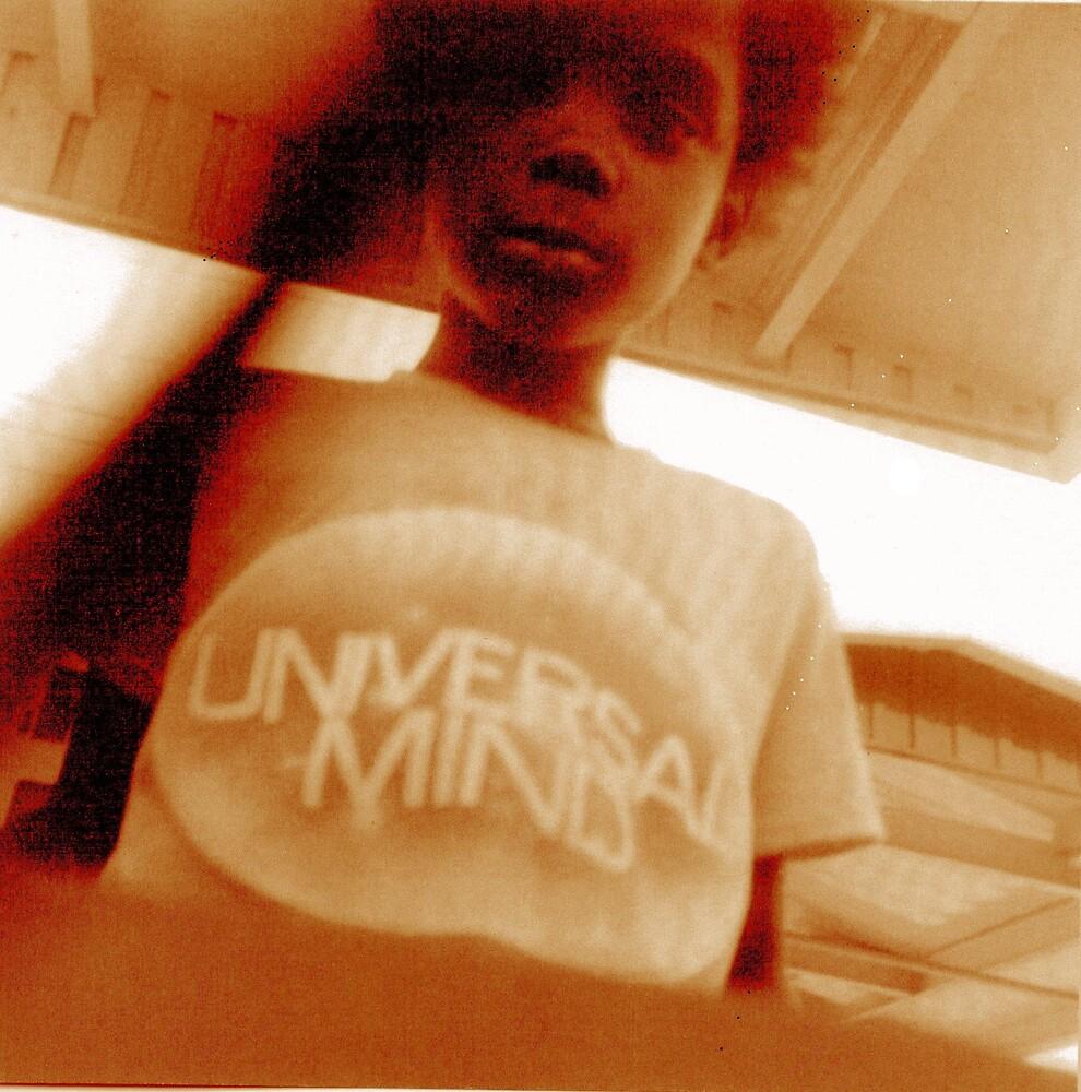 Universal by Marie Monroe