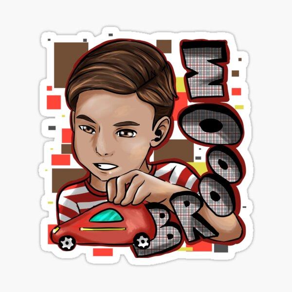 Brooom Sticker