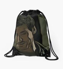 Killian Jones Comic 11 Drawstring Bag