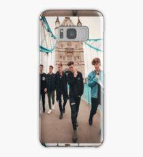 why dont we UK Samsung Galaxy Case/Skin