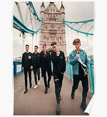 why dont we UK Poster