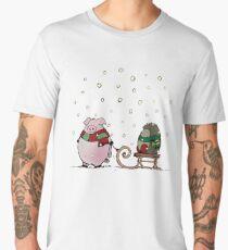 Winter fun Men's Premium T-Shirt