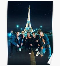 why don't we in paris Poster