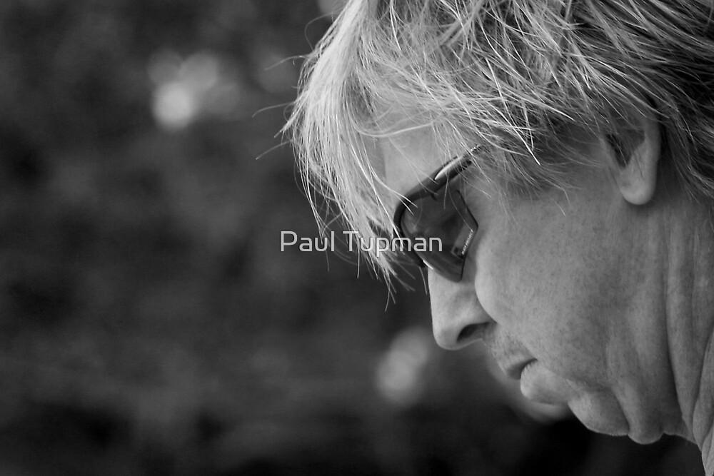 Pensive by Paul Tupman