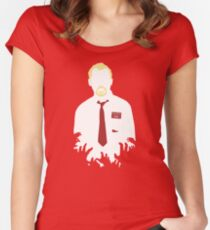 You've Got Red On You Women's Fitted Scoop T-Shirt