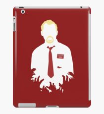You've Got Red On You iPad Case/Skin