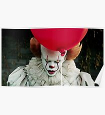 Pennywise (IT 2017) Poster