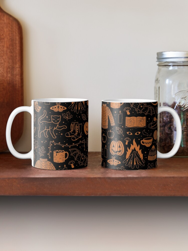 Alternate view of Autumn Nights: Halloween Mug
