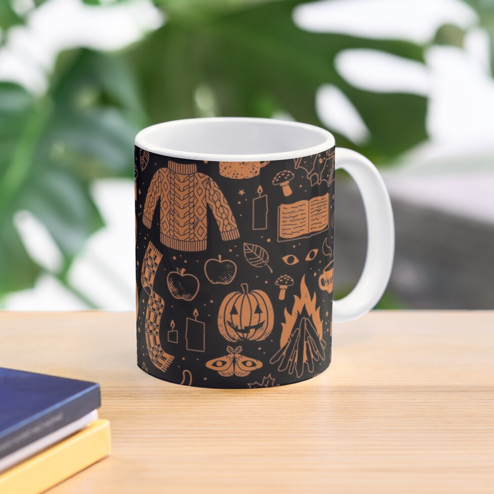 Autumn Nights: Halloween Mug