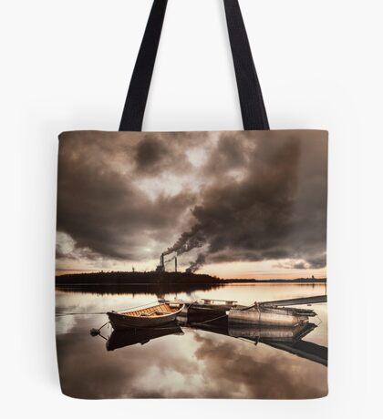 Orange-ish Tote Bag
