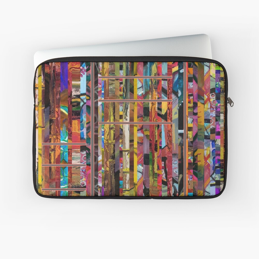 Stripped Laptop Sleeve