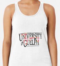 Guelph Univeristy Women's Tank Top