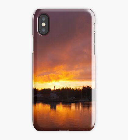 Burning iPhone Case