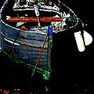 """""""Row Boat 2"""" by Bradley Shawn  Rabon"""