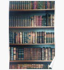Póster biblioteca