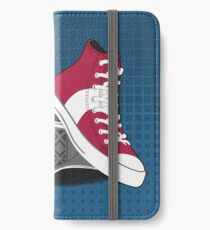 Sonic Converse iPhone Wallet/Case/Skin