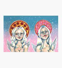 Angels of Mercy Photographic Print