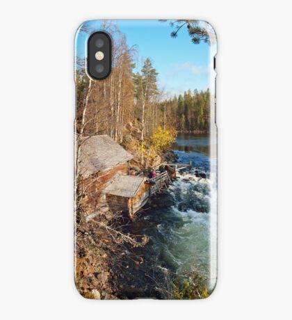 Suomi iPhone Case