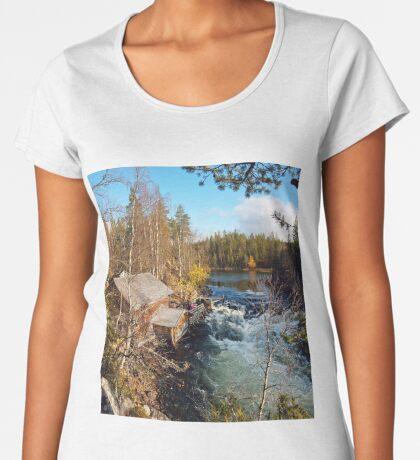 Suomi Women's Premium T-Shirt