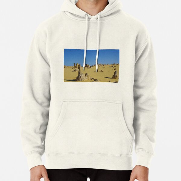 A Desolate Landscape (The Pinnacles) Pullover Hoodie