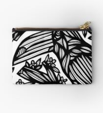 Toucan, Wall Art Studio Pouch