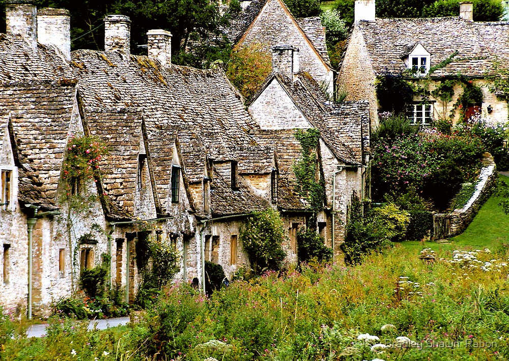 """""""Cottage Life"""" by Bradley Shawn  Rabon"""