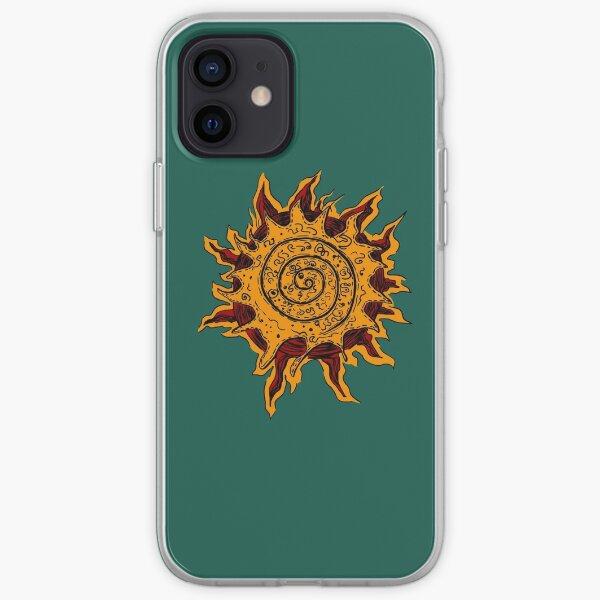 Sonne iPhone Flexible Hülle