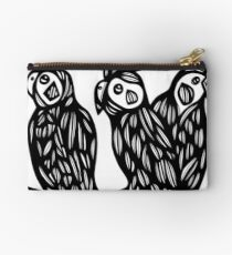 Cockatoo, Wall Art Studio Pouch