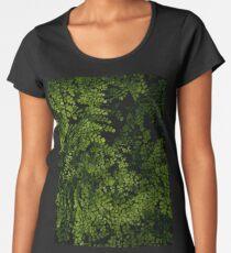 Small leaves.  Women's Premium T-Shirt