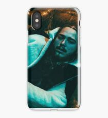 Post Malone Poster iPhone Case/Skin