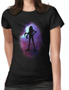 Tifa Lockhart Womens Fitted T-Shirt