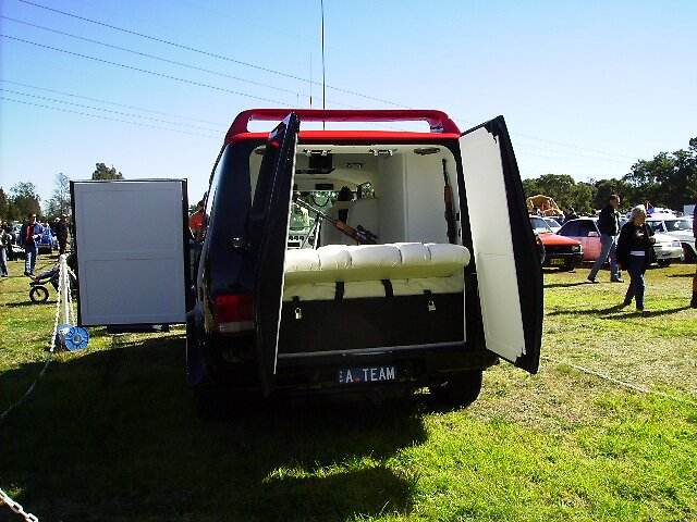 A-Team Van by Vanner01