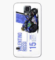 Valentino Rossi - 2015 Losail Case/Skin for Samsung Galaxy