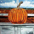 The Great Pumpkin  by WhiteDove Studio kj gordon