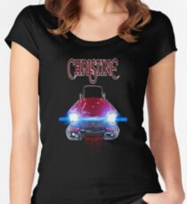 Christine Road Rage Women's Fitted Scoop T-Shirt