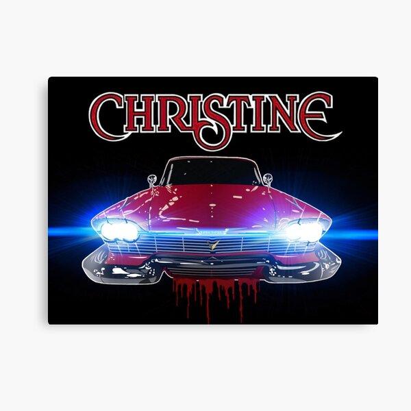 Christine Road Rage Canvas Print