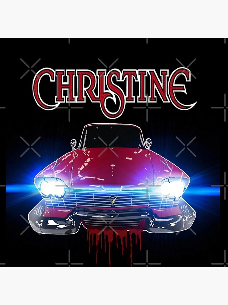 Christine Road Rage by Italianricanart